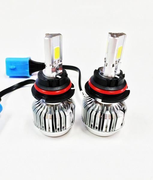 LED Headlight Kit A336 9007 White