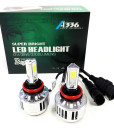 LED Headlight Kit A336 H11 White