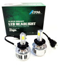 LED Headlight Kit A336 H7 White