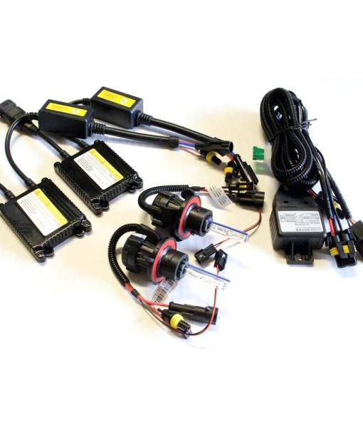 Bi-Xenon Hi/Lo HID Conversion Kit H13