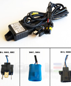 BI-XENON Relay Harness
