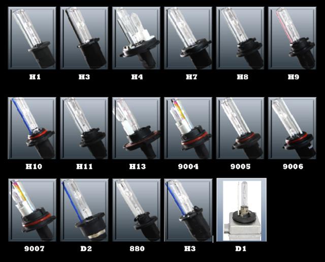Xenon HID Bulbs Replacement AC 35W Headlight/Fog Light:,Lighting