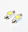LED Festoon Bulbs 31mm 1W White