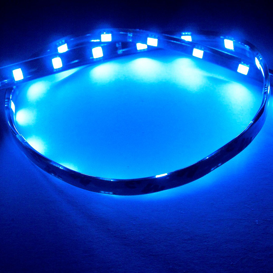 4 pack 24 flexible led strips 60cm 5050 24smd. Black Bedroom Furniture Sets. Home Design Ideas