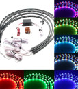 LED Underbody Kit Under Car Glow Light SMD 5050