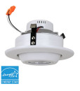 "4"" LED Recessed Downlight Retrofit Lamp 10W Dimmable"