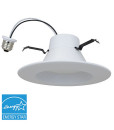 "5""-6"" LED Recessed Downlight Retrofit Lamp 10W Dimmable"