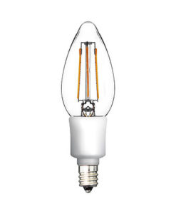 B11 LED Bulb Filament candle light 4.5w 2700K Dimmable