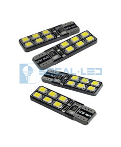 T10 LED Bulbs 2835 12smd